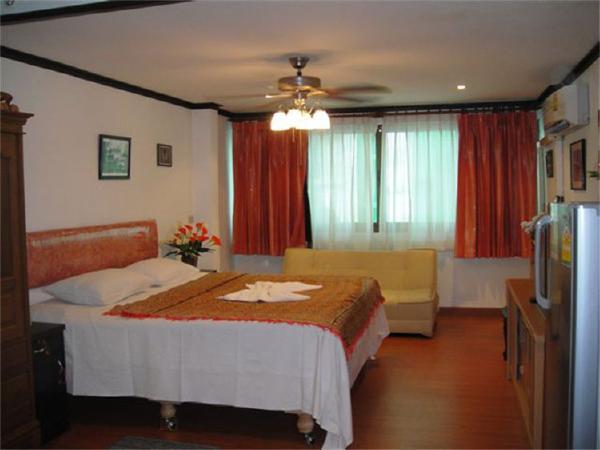 MHC ゲスト ハウス室内ベッド画像