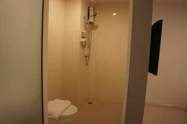 ナントラスクンビット39シャワー室画像