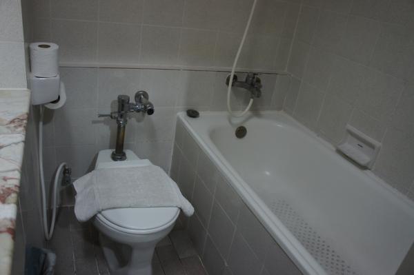 ワタナホテルお風呂・トイレ画像