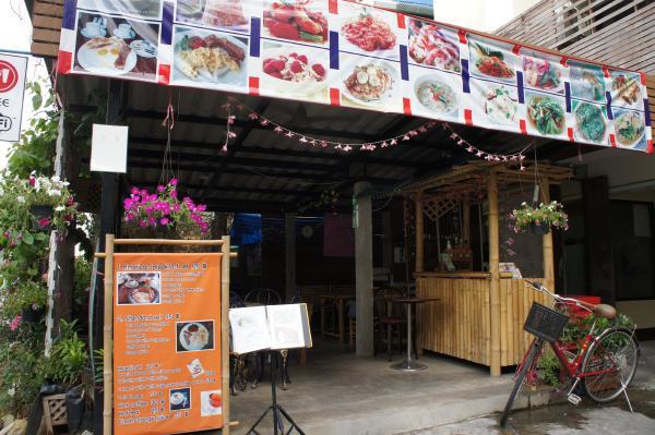 R.C.N コート & イン・レストラン入口画像