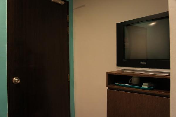 ル ホテル カーペンター ストリート室内テレビ画像