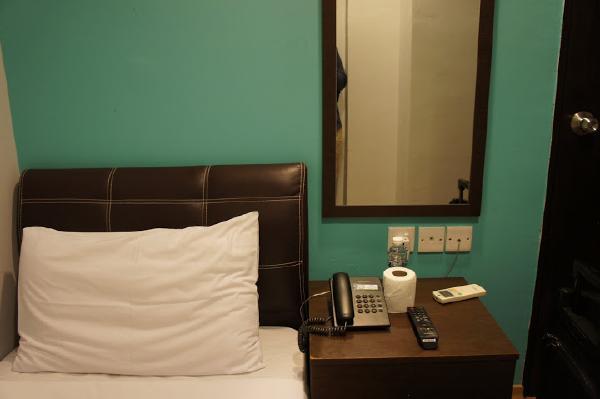 レ ホテル カーペンター ストリートの部屋の中の画像