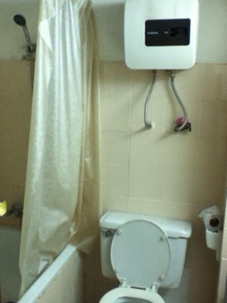 エイジアンパビリオンホテルトイレ・バス画像