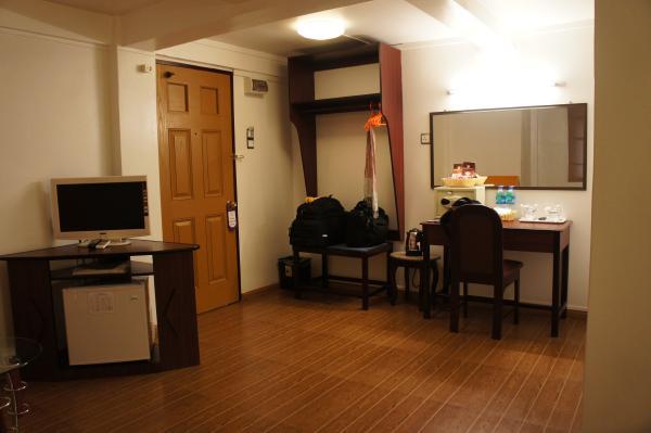 クローバーホテル室内画像