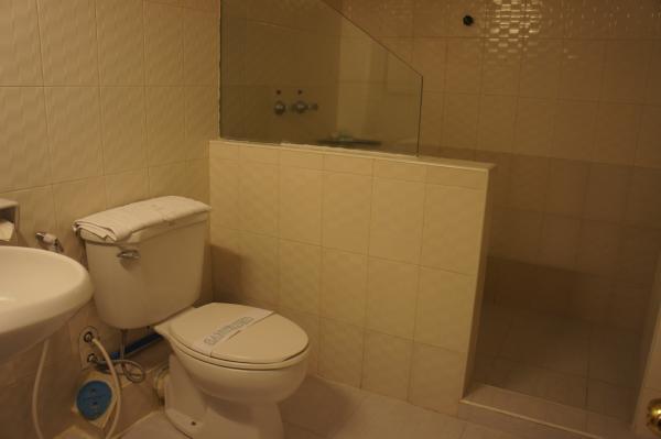 クローバーホテル室内お風呂・トイレ画像