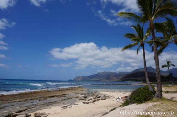 ハワイ海画像