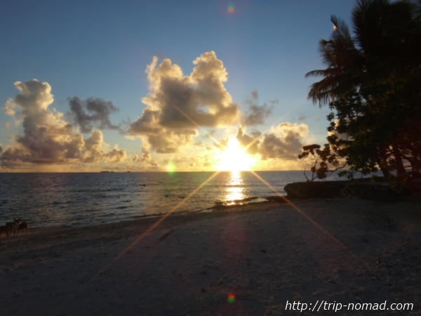 ジープ島画像