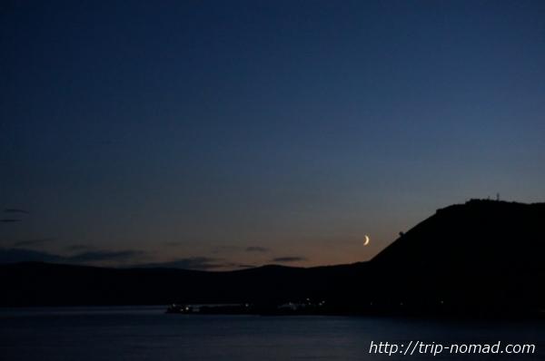 イルクーツク・バイカル湖夜景画像