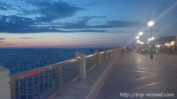 ウラジオストク海と空画像