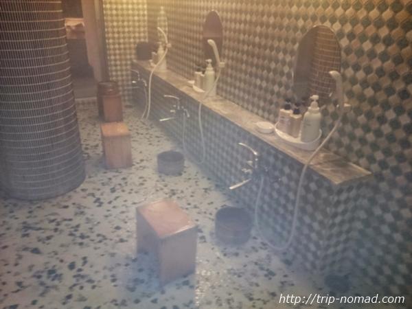 箱根湯本「萬翠楼 福住」「扇の湯」画像