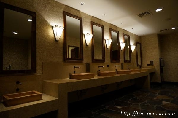 『アウラニ・ディズニー・リゾート&スパ』トイレ画像