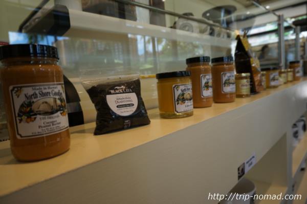 『アイランド・ヴィンテージ・コーヒー』物販「ノースショアグッディーズ」ココナツピーナツバター画像