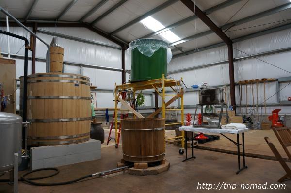 『波花』を製造している酒蔵画像