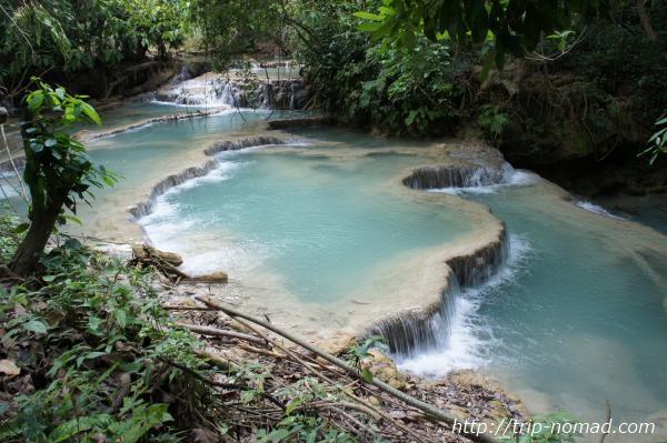 『クアンシー滝』