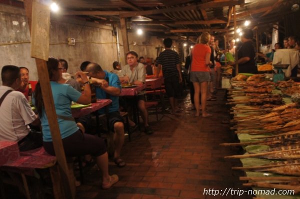『ラオスのローカル料理』デリ画像