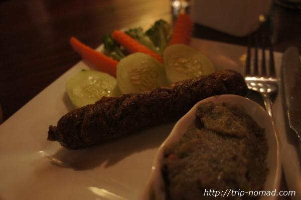 『ラオスのローカル料理』サイ・ウア画像