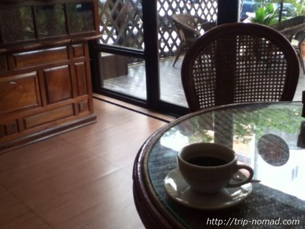 『ラオスのローカル料理』ラオスコーヒー画像