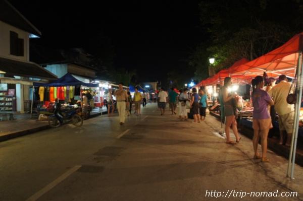 『ルアンパバーン・ナイトマーケット』画像