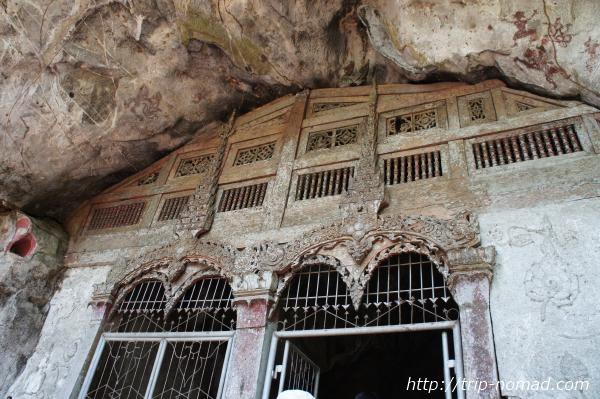 『パークウー洞窟』タムプン画像