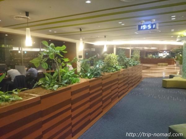伊丹空港(大阪国際空港)「オープンラウンジ」画像
