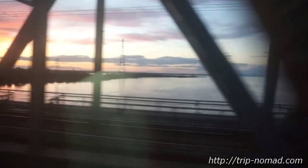 アムール鉄橋(ハバロフスク橋)画像