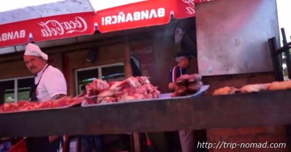リストビャンカ・バイカル湖魚市場画像