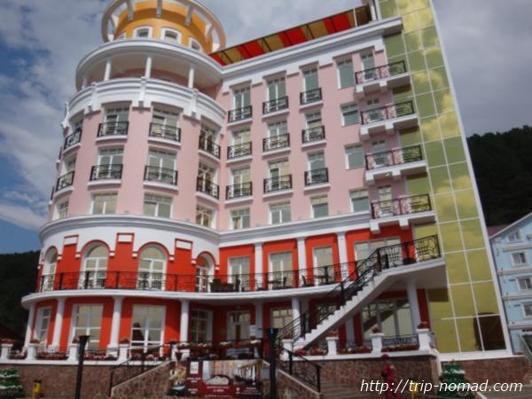 リストビャンカ・バイカル湖ホテル「マヤーク」画像