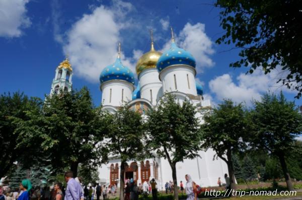 セルギエフパッサードトロイツェセルギエフ大修道院画像
