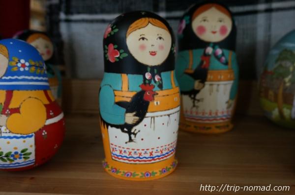 セルギエフパッサードマトリョーシカ工場オリジナルタイプ画像