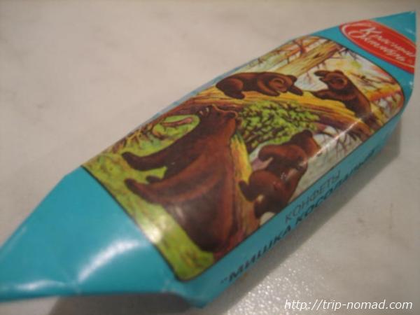 ロシアチョコレート「ミーシカ」画像