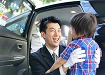 日本交通『キッズタクシー【キッズ羽田サポート送迎サービス】』画像