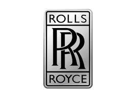 航空機エンジン『ロールスロイス社』ロゴ画像