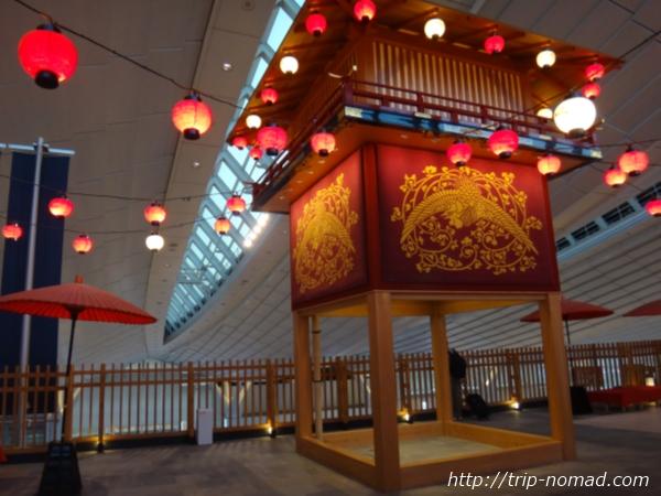 羽田空港『はねだ日本橋』画像