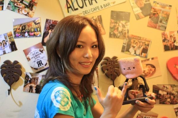 カンボジア『ALOHA ONO』オーナー経営者オノさん画像
