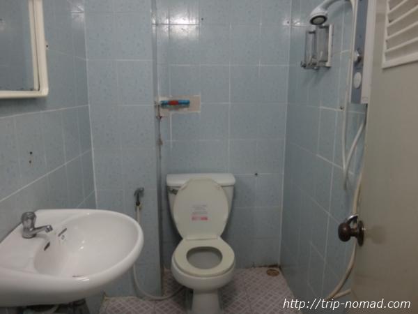カンボジア『トイレ』画像
