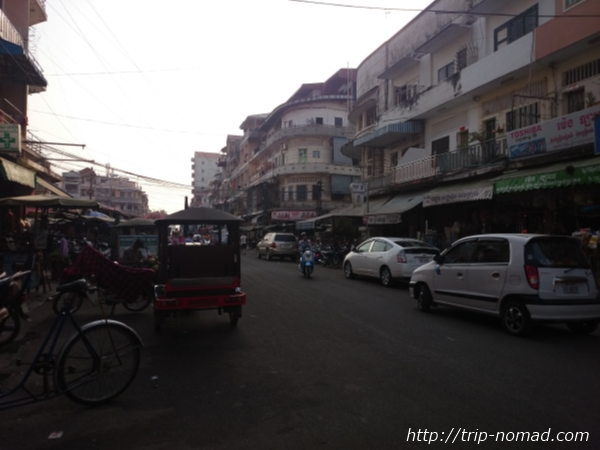 カンボジア『カンダール市場』画像