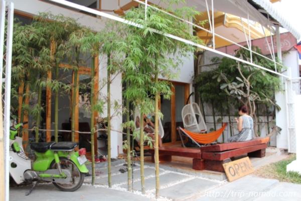 カンボジア『高知家』入り口画像