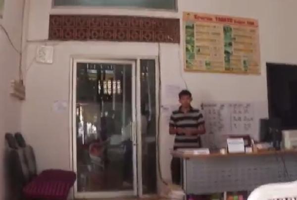 カンボジア・シェムリアップ・クロマーヤマトゲストハウスフロント画像