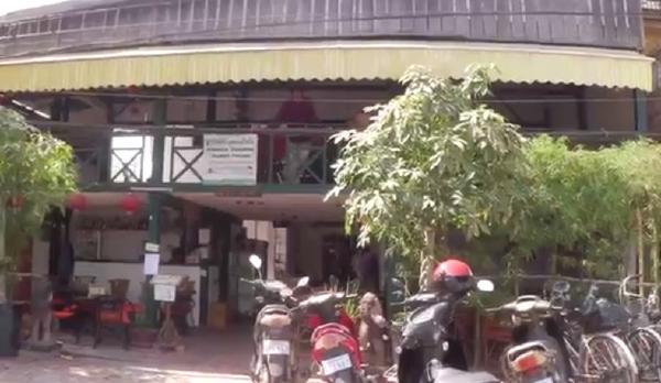 カンボジア・シェムリアップ・クロマーヤマトゲストハウス外観画像