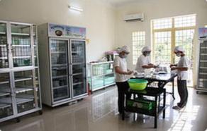 カンボジア・シェムリアップ・『カンボジアティータイム』の「納豆工房」画像