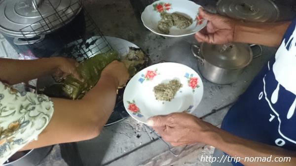 カンボジア『プラホック』プラホック・アン画像