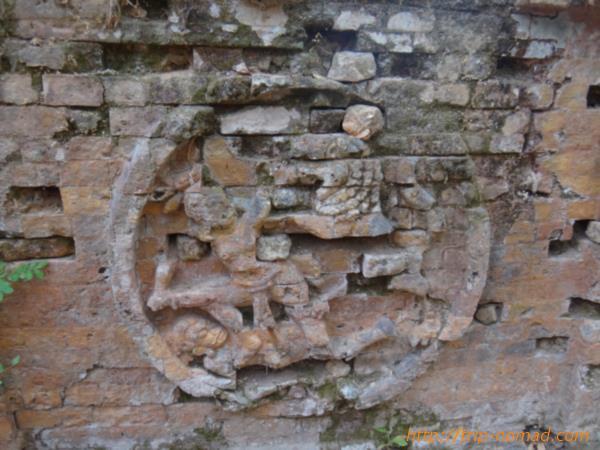カンボジア『サンボープレイクック遺跡群』画像