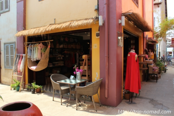 カンボジア『ベリーベリー』店舗外観画像