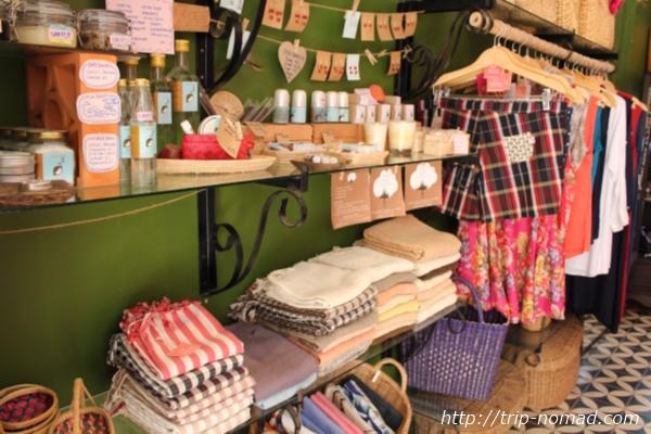 カンボジア『ベリーベリー』店内画像