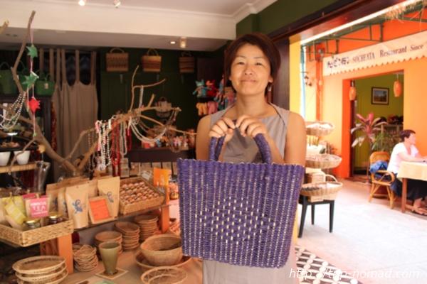 カンボジア『ベリーベリー』オーナーの中川さん画像
