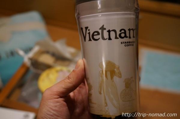 スターバックスご当地限定タンブラー『ベトナム(Vietnam)』画像