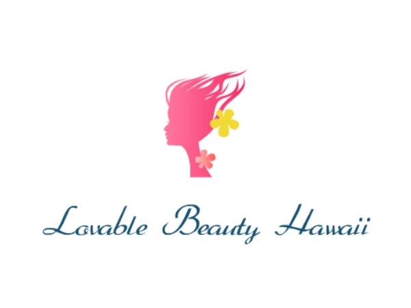 ハワイ『Lovable Beauty Hawaii』ロゴ画像
