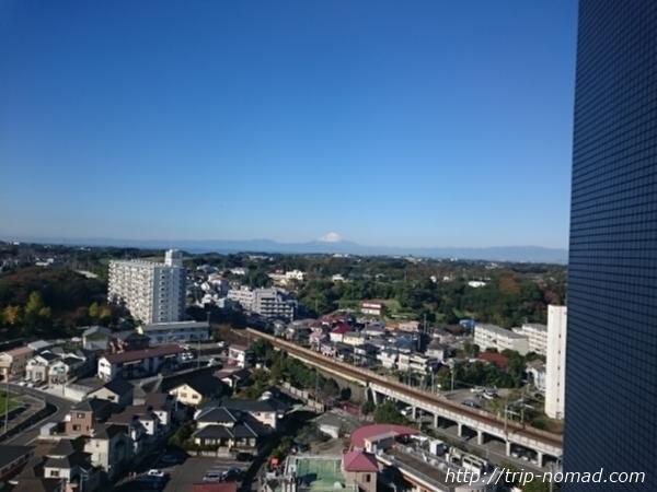 『マホロバマインズ三浦』富士山画像