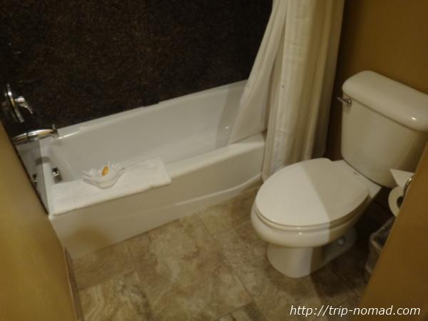 アメリカ・セドナ『セドナ・リアル・イン・スイーツ』浴室&トイレ画像