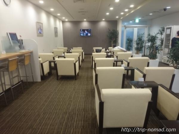 長崎空港ビジネスラウンジ『アザレア』画像